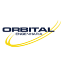 Logo do Orbital Enngenharia