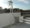 Imagem Laboratório de pesquisa do INPE analisará qualidade do ar e química das chuvas