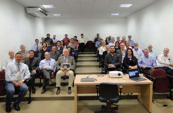 Participantes da Revisão de Requisitos Preliminares da Missão EQUARS