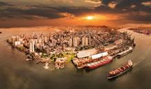 Imagem Simpósio Brasileiro de Sensoriamento Remoto acontece em Santos