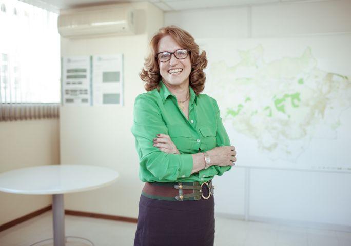 Thelma Krug - Pesquisadora do INPE