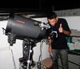 Imagem Abertas as inscrições ao Curso de Introdução à Astronomia