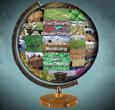 Imagem Monitoramento agrícola global terá apoio do INPE
