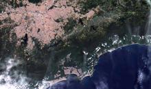 Imagem Primeiras Imagens do Amazonia 1