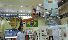 Imagem Amazonia 1 abre novos horizontes para indústria nacional de sistemas e equipamentos aeroespaciais