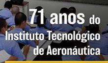 Imagem INPE parabeniza ITA pelos 71 anos de inovação em ensino espacial