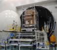 Imagem Satélite CBERS-4 é submetido a testes térmicos