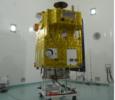 Imagem INPE e CAST preparam satélite sino-brasileiro CBERS-4 para lançamento em dezembro