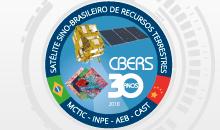 Imagem AEB e INPE divulgam esclarecimentos sobre satélites CBERS