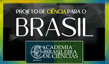Imagem Publicação do Projeto de Ciência para o Brasil está na internet