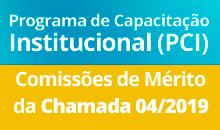 Imagem Comissões de mérito analisam inscrições a bolsas PCI no INPE