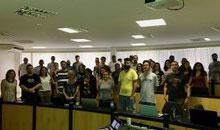 Imagem INPE realiza Curso de Verão em Geoinformática e Ciência de Dados