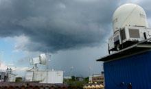 Imagem Artigo na <em>Science</em> afirma que aerossóis ultrafinos têm papel importante no regime de chuvas e no clima da Amazônia