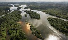 Imagem INPE produz mapa sobre quantidade de biomassa na Amazônia