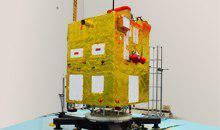 Imagem Concluídos os testes pós-transporte do satélite CBERS-4A