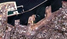Imagem INPE fornece imagem de alta resolução do satélite CBERS 04A para atender desastre da explosão em Beirute