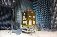 Imagem Ações para lançamento do CBERS-4A em 2019 prosseguem com êxito