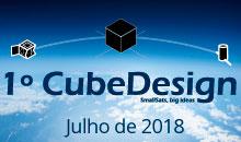 Imagem 1º CubeDesign estimula jovens para a engenharia espacial