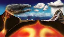 Imagem Pesquisadores do INPE indicam potencial de vida em nossa galáxia