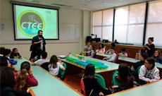 Imagem Pós-graduandos em Engenharia Espacial ministram oficinas sobre nanossatélites para crianças e adolescentes