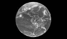 Imagem Nova estação do INPE oferece dados do satélite GOES-16