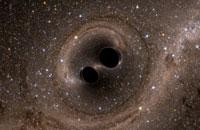 Imagem INPE integra esforço internacional que detecta novas ondas gravitacionais