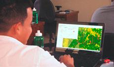 Imagem Técnicos do Suriname, Guiana e Peru recebem capacitação para monitorar desmatamento na bacia amazônica