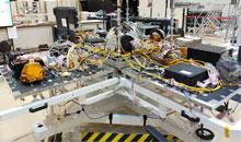 Imagem INPE prepara satélite Amazonia-1 para lançamento em 2020