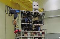 Imagem Avançam as atividades para lançamento do satélite CBERS-4A