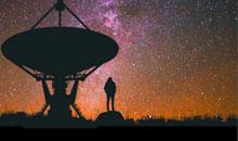 Imagem Inscrições abertas para workshop sobre radioastronomia