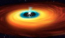 Imagem Estrela anã que completa um giro a cada 30 segundos é descoberta