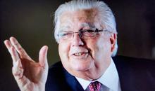 Imagem INPE/MCTI lamenta falecimento do ex Ministro Marco Antonio Raupp