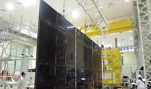 Imagem Gerador Solar é integrado ao Satélite CBERS 04A na base de lançamento na China
