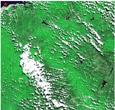 Imagem Satélite indiano avalia seca em áreas do Nordeste