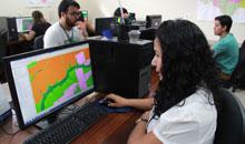 Imagem INPE avança no entendimento dos processos que influenciam o desmatamento na Amazônia