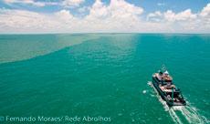 Imagem INPE participa de cruzeiro científico na costa amazônica