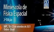 Imagem Miniescola de Física Espacial divulgará primeira chamada dos candidatos aceitos