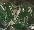 Imagem Baseado em imagem de satélite, vídeo produzido no INPE mostra o desastre em Nova Friburgo