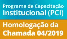 Imagem INPE homologa as inscrições a bolsas oferecidas pelo PCI