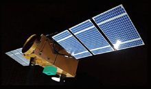 Imagem Lançamento do satélite Amazonia 1 ganha amplo destaque na mídia