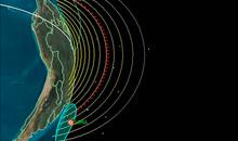 Imagem Missão do satélite EQUARS é avaliada por especialistas do INPE e AEB