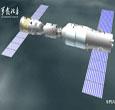 Imagem Nave espacial chinesa conta com o apoio do INPE