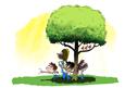Imagem Animações apresentam a ciência do INPE a crianças de 7 a 10 anos