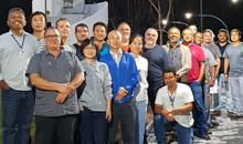 Imagem Testes de compatibilidade entre satélite CBERS 04A e Estação de Cuiabá são realizados com sucesso