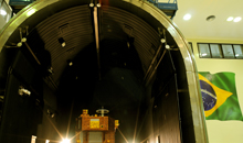 Imagem INPE promove reunião internacional sobre testes aeroespaciais