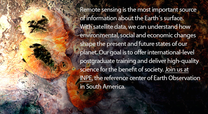 Remote Sensing Postgraduate course